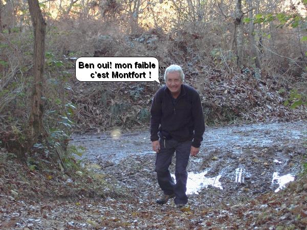 Mon faible c'est Montfort