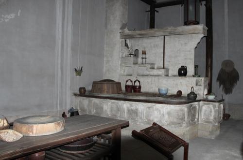 Hangzhou : la résidence et la pharmacie Hu