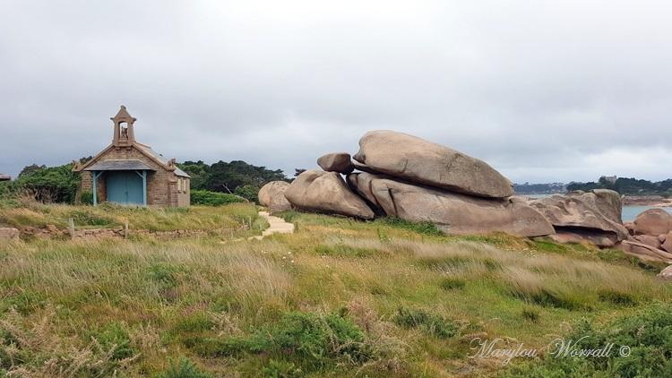 Bretagne : Pointe de Ploumanac'h 1/3
