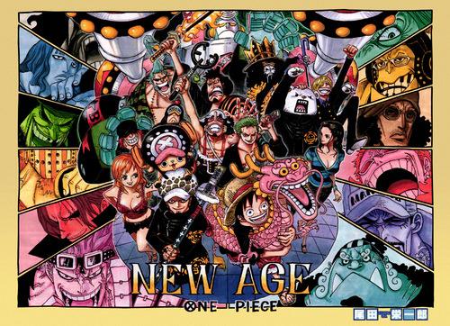 One Piece - Le nouveau look des personnages est-il bon ?