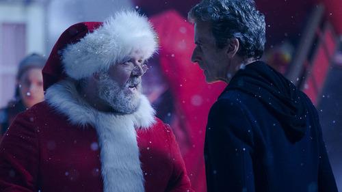 [Série]Doctor Who Last Christmas, la bonne surprise de Moffat