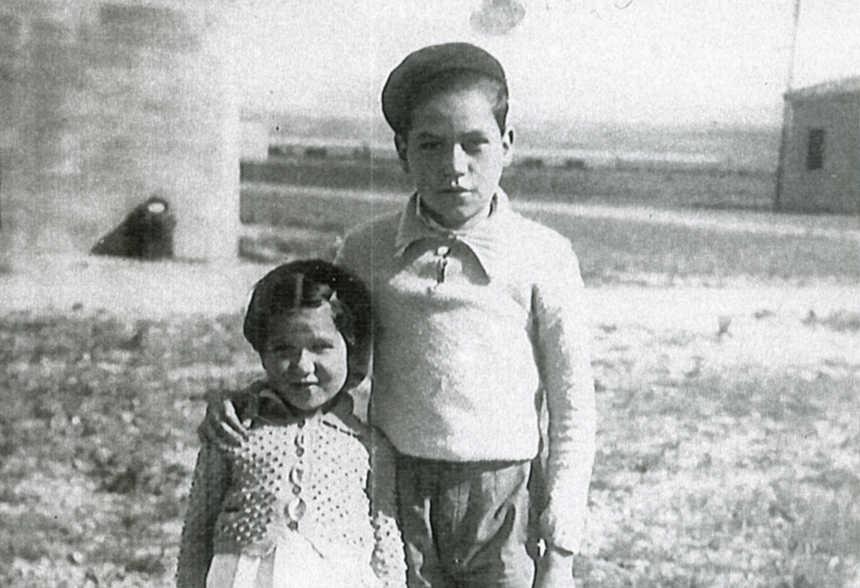 Antonio de la Fuente et sa sœur Maria, internés à Rivesaltes en 1941-1942 - Aucun(e)