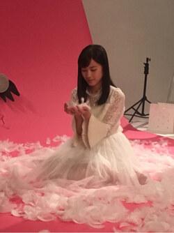 Ca ne s'arrête pas! Yokoyama Reina