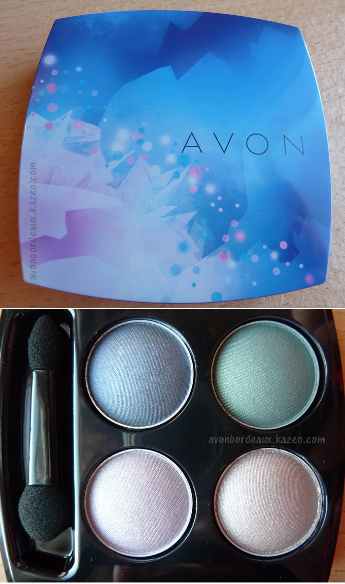 Avon Quatuor Muse Artic Goddess