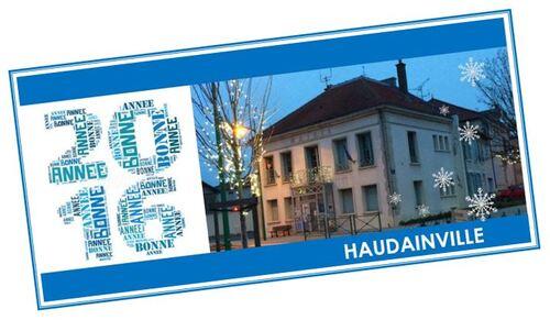 Carte de voeux 2016 Haudainville