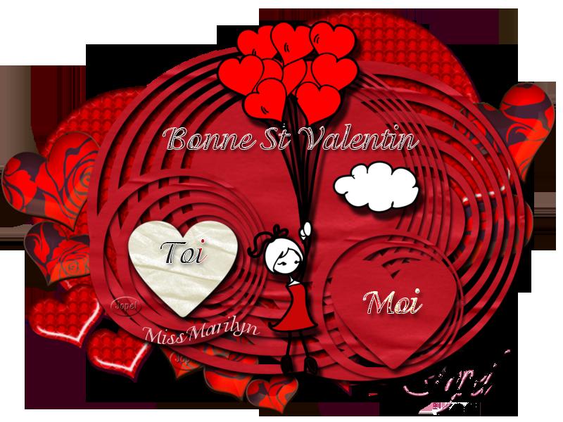 Mes créas Saint Valentin SUITE