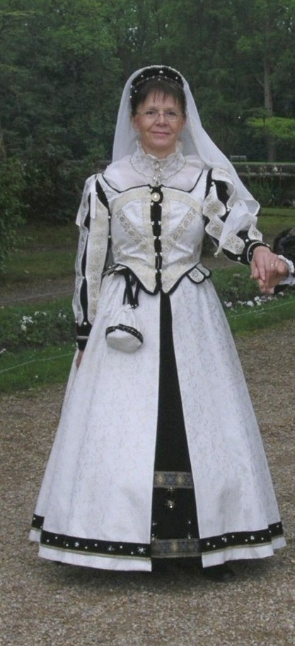 Costume Renaissance, Azay le Rideau