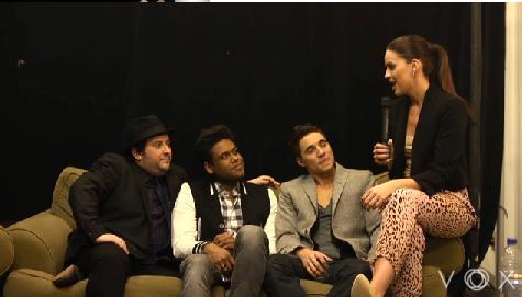 Star académie en prolongation - Entrevue avec les 3 délogés