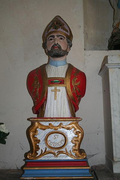 Saint Eutrope de Saintes (3ème s.)