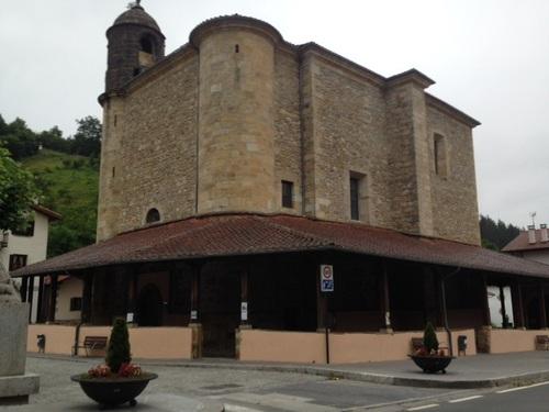 Eglise de de Bolibar