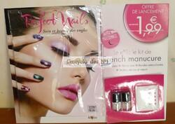N° 1 Perfect nails : soin et beauté des ongles - Test