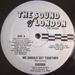 Shebba - We Should Get Together