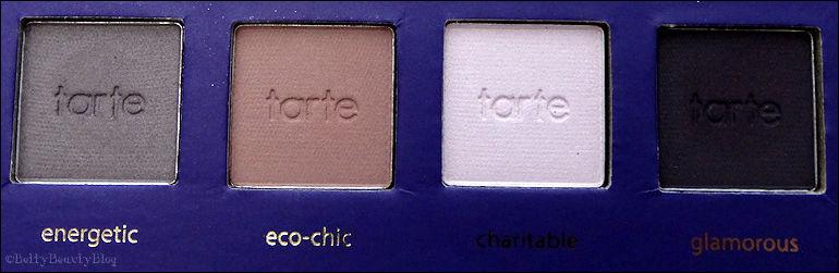 Je découvre Tarte avec la palette Empower flower Amazonian clay