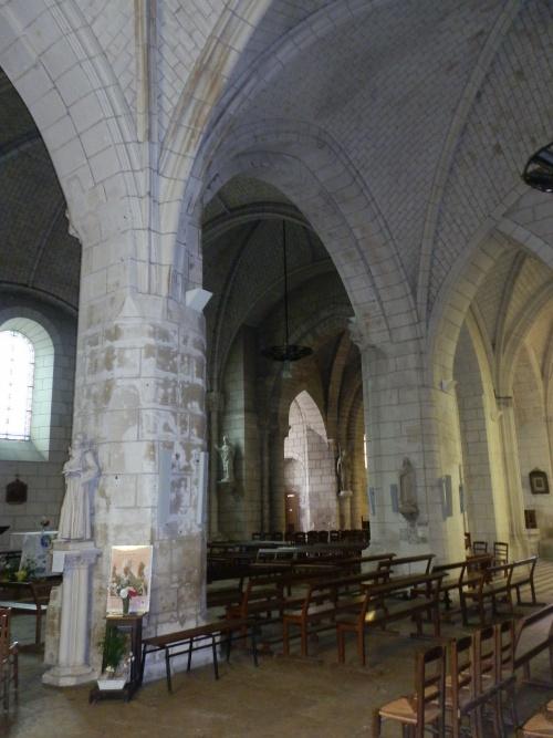 Bléré : Eglise Saint-Christophe