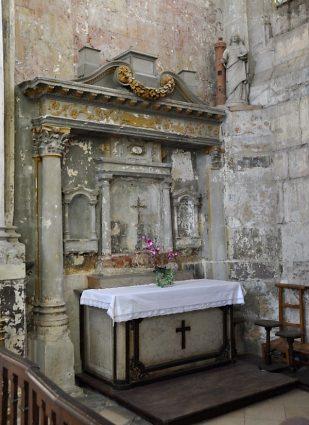 L'église Saint Jacques et Saint Christophe de la ville de HOUDAN - 2ème partie