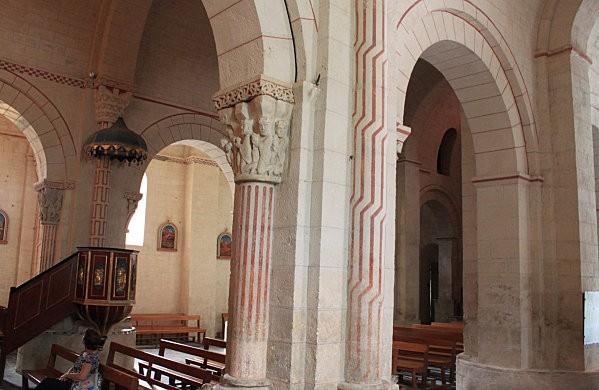 Ste Engrâce -13- l'église romane
