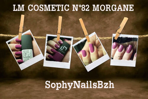 Morgane n°82 LM COSMETIC