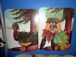 Exposition arts visuels arbres et forêt