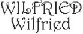 Dictons de la St Wilfried + grille prénom !