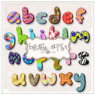 Coup de coeur: des affiches alphabet