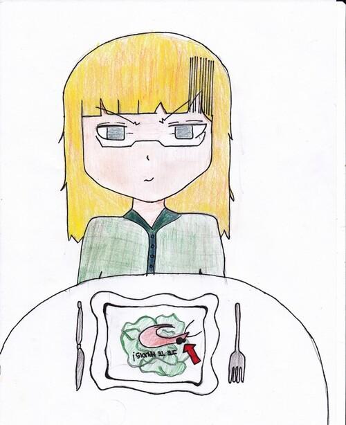 Yuky VS Crevette