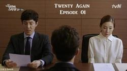 [Fiche Drama] Twenty Again