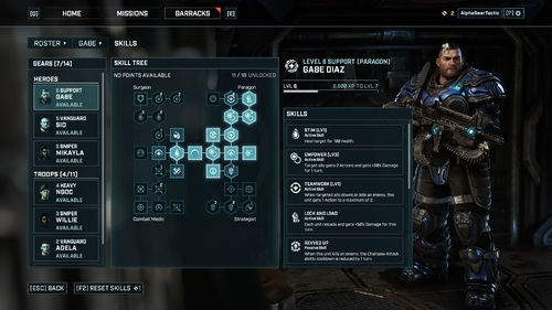 TRADUCTION : Gears Tactics, le nouveau jeu de stratégie pour PC