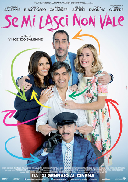 BOX OFFICE ITALIE DU 18 JANVIER 2016 AU 24 JANVIER 2016