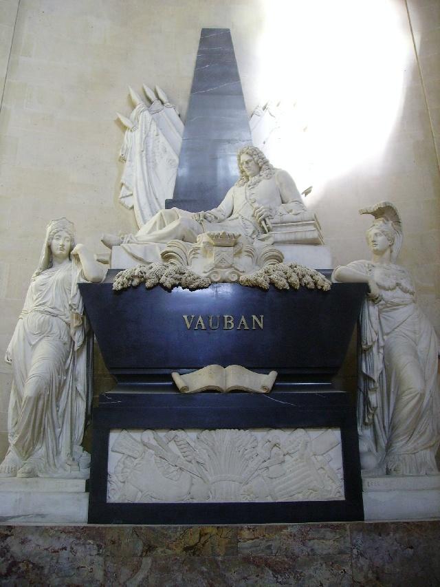 Le tombeau de vauban ^^