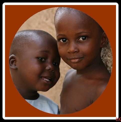 enfants d'afrique