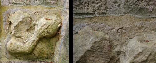 Un décor de la Renaissance en lien avec la construction de l'édifice ? (sondage archéologique 2016)