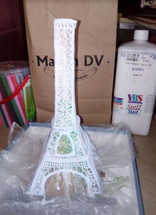 La tour Eiffel de Marlyse