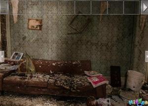 Jouer à Easy escape abandoned room