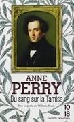 Anne Perry, Du sang sur la Tamise, 10-18