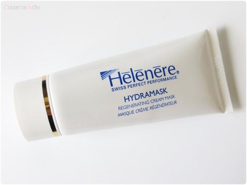 J'ai testé un masque de luxe, Hydramask masque crème Régénérateur Hélénère