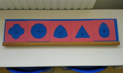 Présentation - Projet Montessori