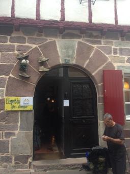 1ère étape : Saint Jean pied de Port à Roncevaux : env 27 km