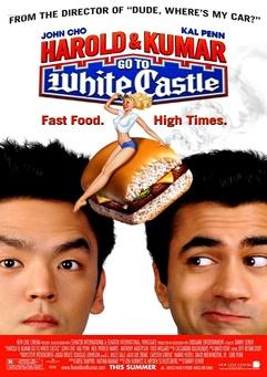 * Harold et Kumar chassent le burger