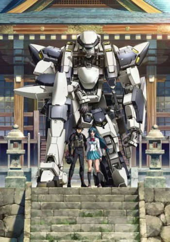 Full Metal Panic! Invisible Victory انمي