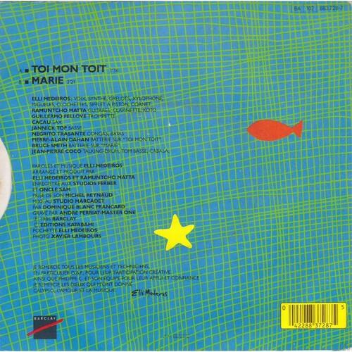 Elli Medeiros - Toi Mon Toit  02