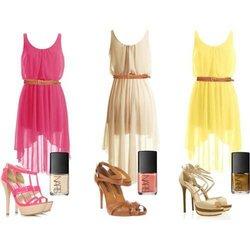 Les robes de plage
