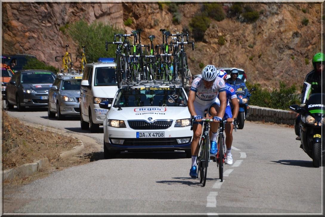 Tour de France - Dernière étape en Corse