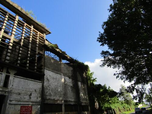 Ancienne sucrerie et Rhumerie du Lamentin