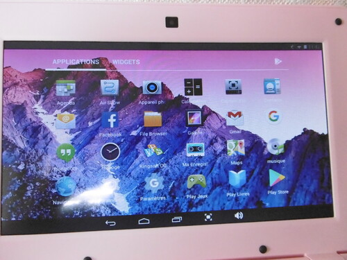 Netbook ordinateur portable Android 4.2.ANITECH
