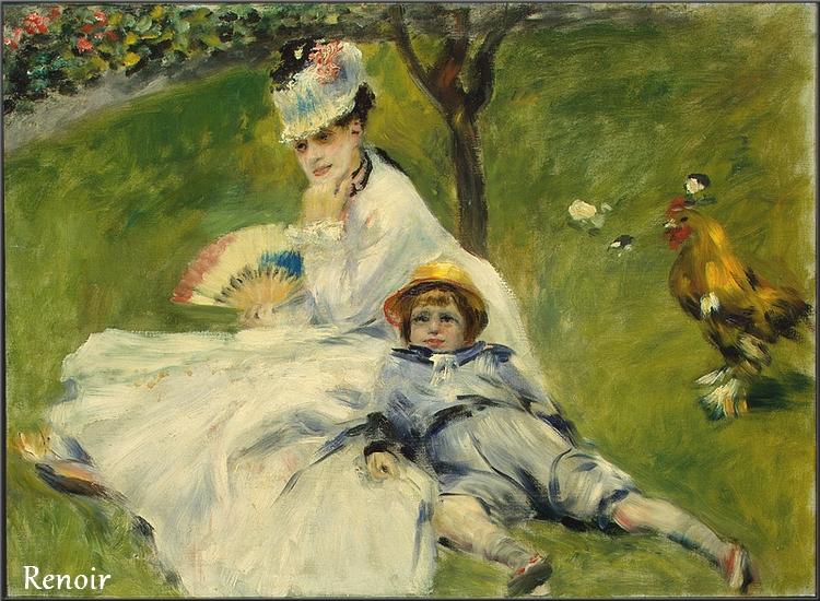 Les Impressionnistes dans la littérature
