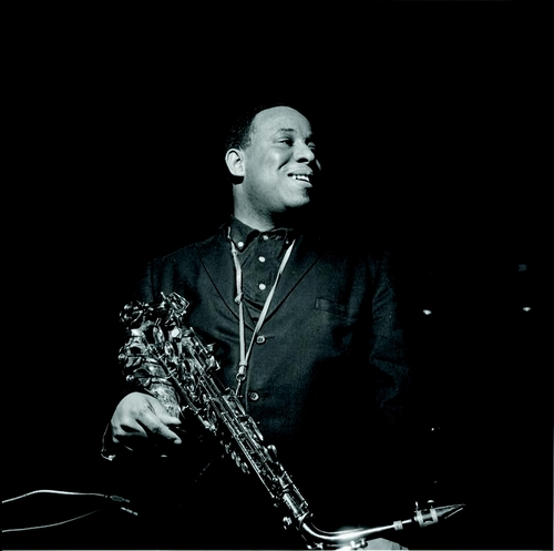 "Lou Donaldson : Album "" New Faces-New Sounds "" Blue Note Records BLP 5021 [ US ]"