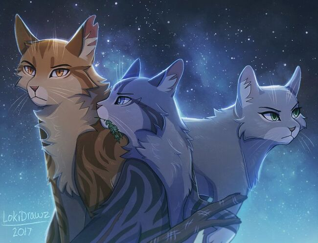(Traduction) Chapitre 10 de Dovewing's Silence