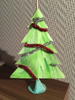 Idées de bricolages de Noël à faire avec les élèves