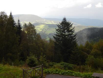 Les crêtes des Vosges 3 de Chatenois à Thann