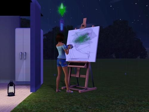 2. De la peinture et du travail